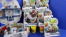 New STAR WARS TOYS Playschool Heroes Luke Skywalker Yoda Darth Vader Action Figures Cartoon Toys