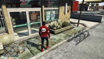 GTA V Online - 5 Zonas ocultas - Como entrar dentro del tren GTA 5 Online Glitch