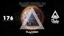 BLACK MAFIA DJ - JUNK IN SPACE / LUPA #176 EDM electronic dance music records 2015
