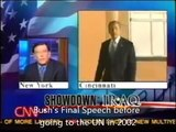 Bush 'Catapult The Propaganda' - 'Terror, Iraq, Nuclear Weapons'