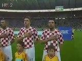 Croatian anthem - 30.000 Croats singing in Berlin