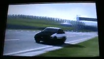 AE86 Drifting- High Speed Ring - Gran Turismo PSP