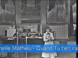 Mireille Mathieu - Quand tu t'en iras (Non pensare a me)