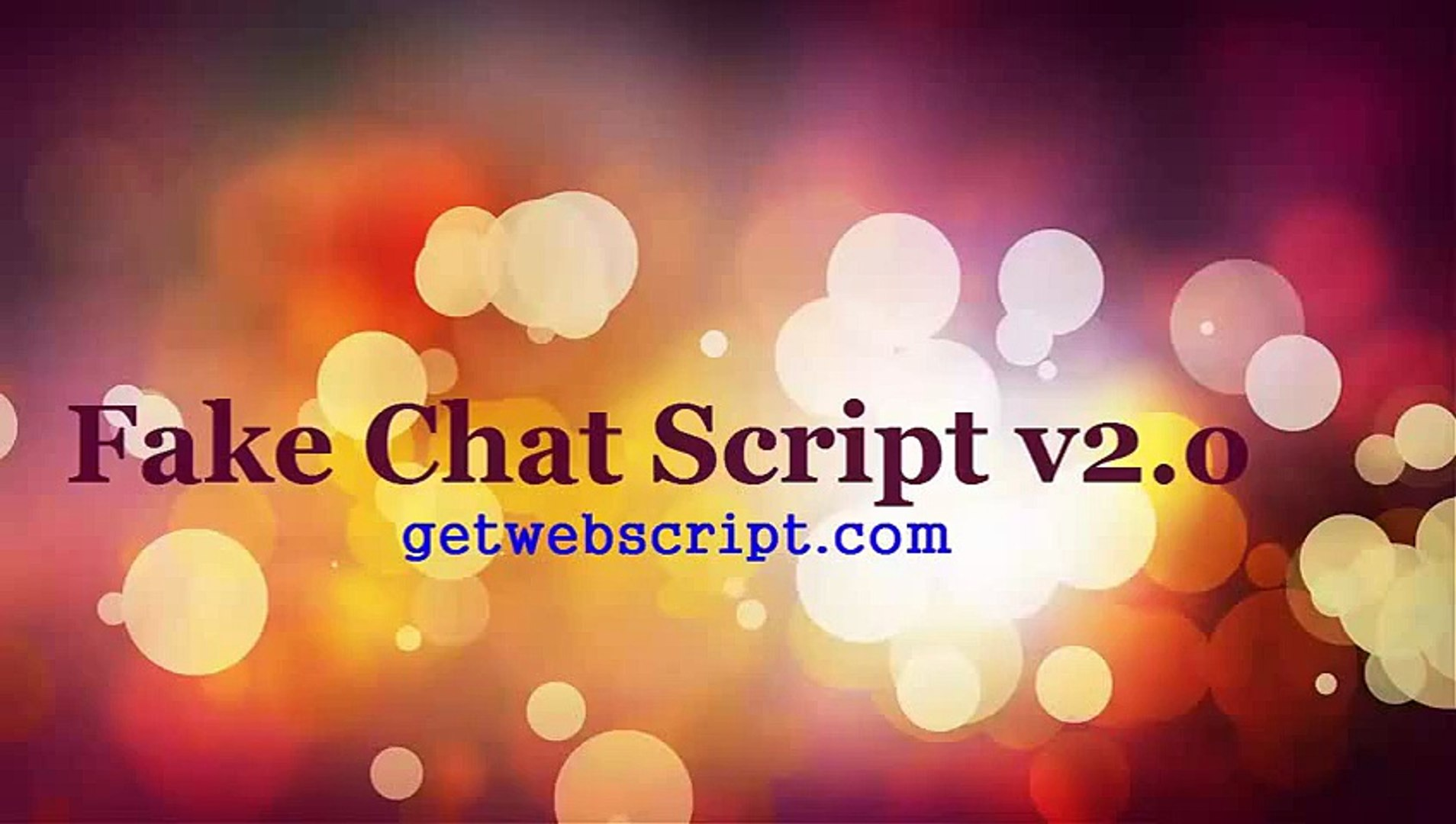 [Tutorial] -creating web chatting Scripts in php