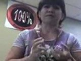 Mommy Gina on Hidden Camera!! - Call Center
