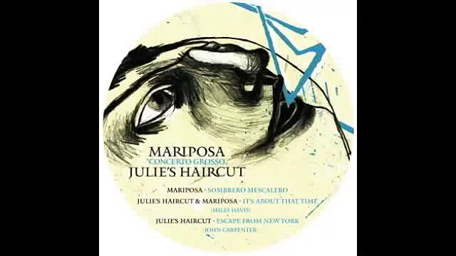 Julie's Haircut & Mariposa - It's About That Time (Miles Davis cover)