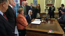 Obama Bypasses Congress On Immigration   NBC News