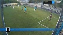 But de les collegues (7-8) - Les Collgues Vs SC Azurri - 01/07/15 20:30 - Antibes Soccer Park