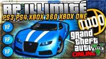 Glitch| GTA 5: Avoir de l'argent illimité & Niveau au MAX rp [Devenir riche facilement Online] HD
