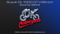 Suzuki DL1000 GT Vstrom Stock No:56919
