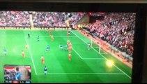 PHIL JAGIELKA GOAL vs LIVERPOOL by 442oons (Liverpool vs Everton highlights 27.9.14 cartoon) (2)