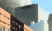 wtc tower 7 high resolution collapse footage: clip 2
