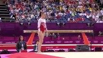 2012 Olympics Women's Gymnastics Floor Final Montage- Raise Your Glass
