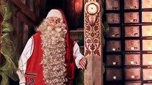 Message du Père Noël pour Eva...