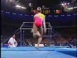 2000 Sydney Olympic Bars Event Finals EF 8 routines Gymnastics