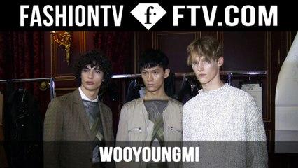 Wooyoungmi Backstage Spring/Summer 2016 | Paris Men's Fashion Week | FashionTV