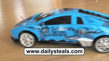 DailySteals.com Extreme Drift Electric RTR RC Car Lamborghini Gallardo, Bugatti Veyron