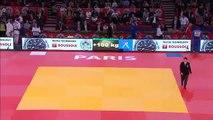 Teddy Riner (FRA) vs Ryu Shichinohe (JAP) +100kg Judo Grand Slam Paris 2013