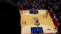 derek fisher game winning buzzer beater - clippers vs lakers 12/8/2010