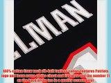 New England Patriots NFL Julian Edelman #11 Tee XL
