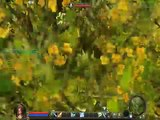 Aion - Elyos - Campaign quest LvL 5 - Request of the Elim - Pve Gameplay