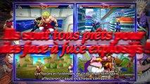 Dragon Ball Z Extreme Butôden : premier trailer français