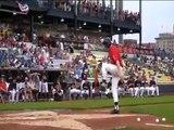 Minor League Baseball entertainment between innings games