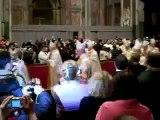 Pope Attack: Susanna Maiolo VS Pope Benedict XVI