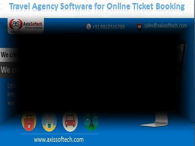 Travel Agency Software, Best Travel Agent Software, Online Travel Software | Godialy.com