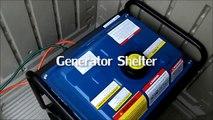 2000 Watt Generator Test with Storm Footage Afterwards