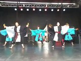 Japanese dance in Toronto Taste of Danforth Festival - Soran-Bushi dance  Payman Jozi Ayami Terasawa
