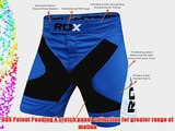Authentic RDX MMA Grappling Kick Boxing Shorts Men Muay Thai Gym Wear UFC Fighting Short BB