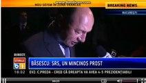 Băsescu despre acuzele lui Roșca Stănescu: Să se ducă lângă înalt preasinucisul Năstase