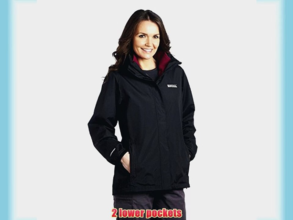Regatta Womens Preya 3 In 1 Jacket