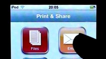 Print emails, photos, documents and more, wireless from your