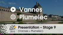 Presentation - Stage 9 (Vannes > Plumelec): by Bernard Hinault – 5-time Tour de France winner