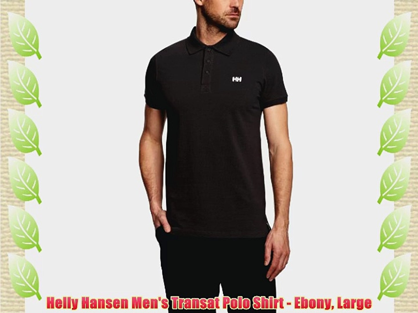 Helly Hansen Mens Crew Polo Shirt