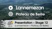 Presentation - Stage 12 (Lannemezan > Plateau de Beille): by Didier Rous – Cofidis sporting director
