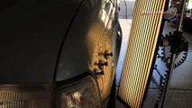 Dent Time -Ford Ranger Paintless Dent Repair - San Diego PDR Dent Removal 7D