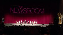 "Aaron Sorkin talks about Casting ""The Newsroom"""