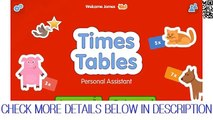 Times Tables Personal Assistant : Math can be fun! (Kindle Tablet Edition) Best Sellers