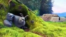 Big Buck Bunny Animated Cartoon for Kids HD 192432