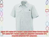 Columbia Men's Silver Ridge Short Sleeve Shirt - White Large