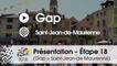 Présentation - Etape 18 (Gap > Saint-Jean-de-Maurienne) : par Vincent Lavenu – Manager AG2R-La Mondiale