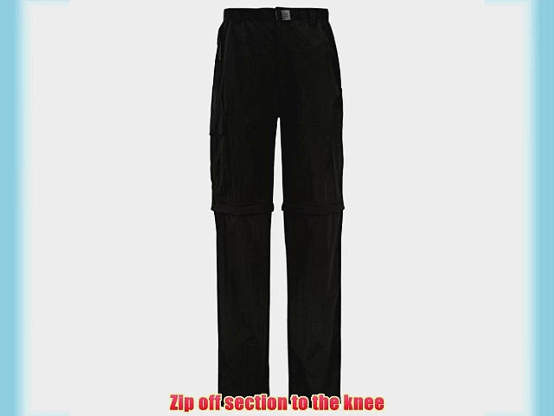 2cddcd9deb7 Karrimor Aspen Convertible Trousers Mens Black Large [Apparel]