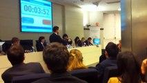 Semifinal Torneo SDC- Instituto de Empresa  Univ. Carlos III (UC3M) vs ICADE