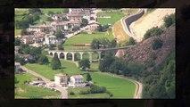 Extreme Railroad Brusio spiral viaduct, Switzerland 720p