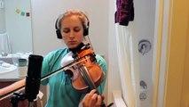Hozier - Take Me To Church. Violin Cover by Maya