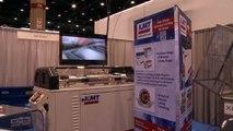 KMT Waterjet Cutting Xilix Spectrum Cake Cutter