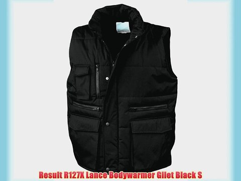 Result New Promo Bodywarmer Adult Windproof Full Zip Soft Feel Gilet Jacket Vest